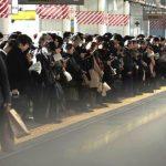通勤電車の混み具合を可視化!東京の通勤乗車率が低い電車はこれだ!